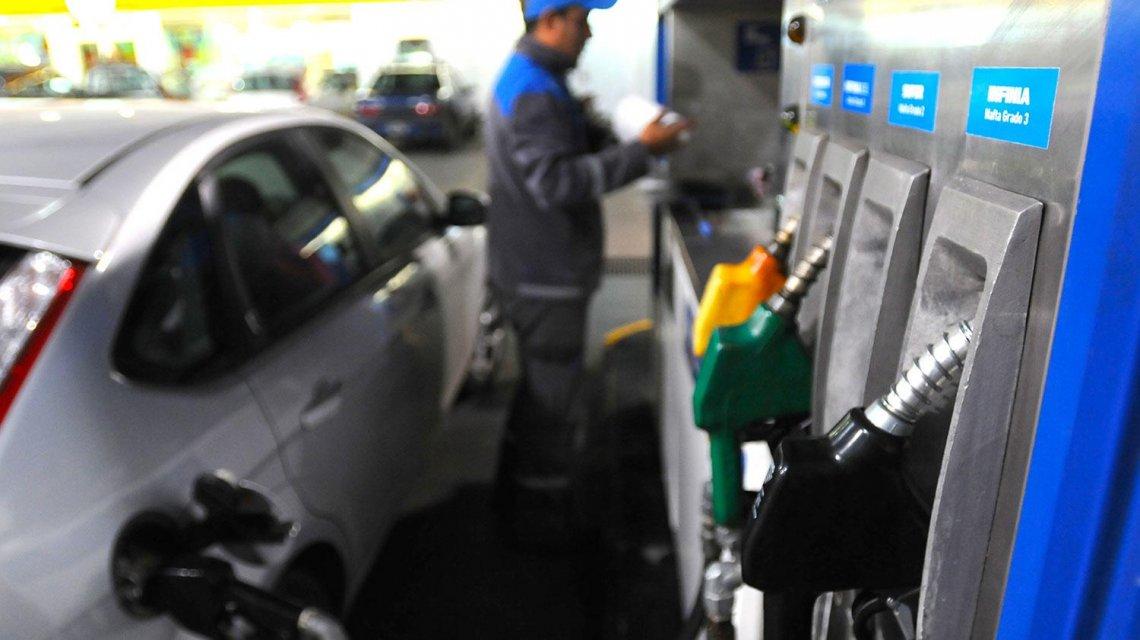 El precio de los combustibles lleva 10 aumentos en el 2019