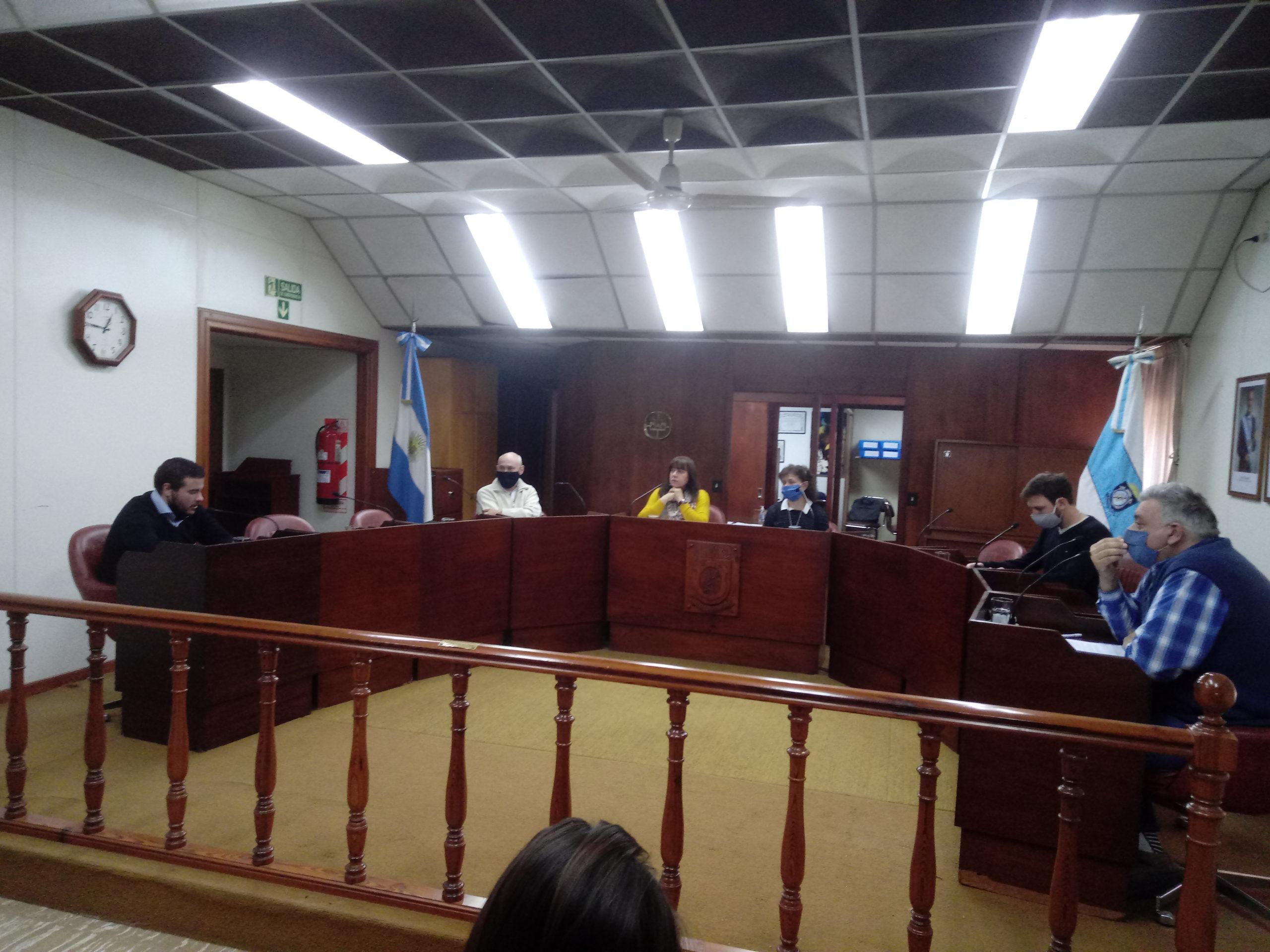 El Concejo aprobó descuentos en los impuestos municipales