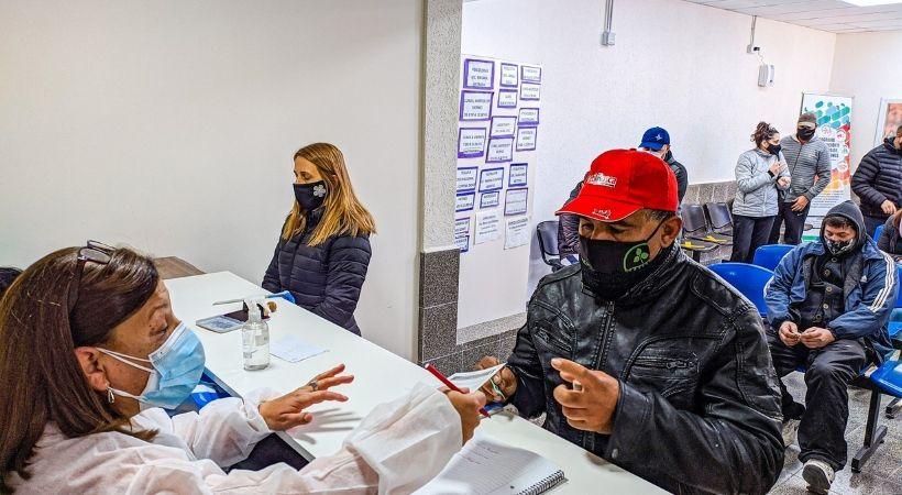 Marcos Juárez cerca de cubrir con una dosis a todos los adultos